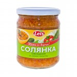 Polévka Soljanka солянка