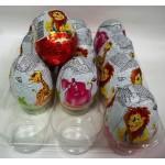 Vajíčko čokoládové Safari s překvapením