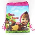 Dětský batoh MAŠA A MEDVĚD B