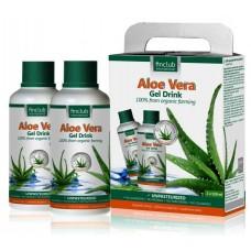 Aloe Vera gel drink 100% organický