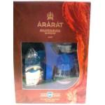 Ararat koňak 10 letý se skleničkami