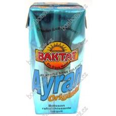 Ayran Baktat Tetra Pack 330ml