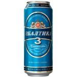 Pivo Baltika 3 500ml 4.8%