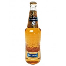 Pivo Baltika 5, 500ml