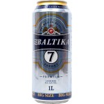 Pivo Baltika 7, 5.4%  900ml