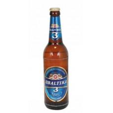 Pivo Baltika 3, 4.8%