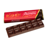 BATON s fondánovo čokoládovou náplní