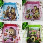 Dětský batoh MAŠA A MEDVĚD