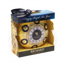 Černý čaj cejlon Christmas Clocks