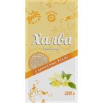 Chalva slunečnicová vanilkova, 200g
