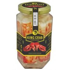 Královský krab - maso z noh kamčatského kraba
