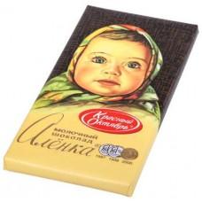 Mléčná čokoláda Alonka 200g