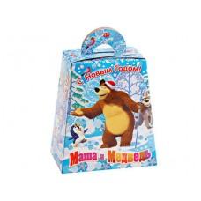 Hовогодний подарок от Маши и Медведя