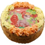 Dětský dort, Filly Pferde , 700g