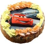 Dětský dort Cars 700 g