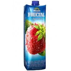 Fructal Jahoda juice 1l