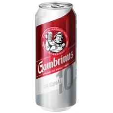 Gambrinus plech 500 ml