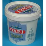 Turecký jogurt Gazi 1kg 3,5%