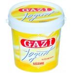 Turecký jogurt Gazi suzme 1kg 10%
