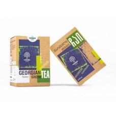 Gruzínský zelený čaj Manna Premium sypaný 100g