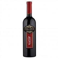 červené víno Dessert Kagor Villa d'Or 750ml
