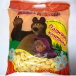 Kukuřičné křupky, Maša i Medvěd, sladke