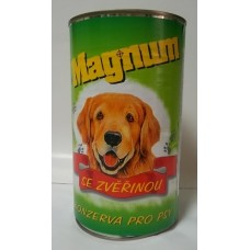 Magnum se zvěřinou 1200g
