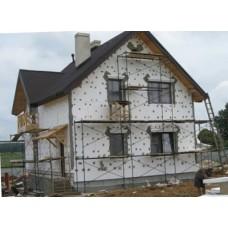 Rekonstrukce a montáže zateplení fasád
