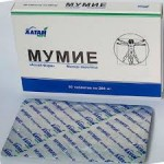 MUMIO Altajské, 30 tablet