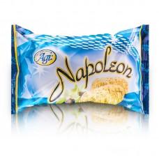 Dezert Napoleon s vanilkovým krémem