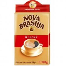 Káva mletá Nova Brasilia 100g