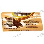 Čokoláda Grazioso Tiramisu 100g