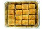 Turecká baklava pistáciová