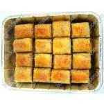 Turecká baklava na váhu - mandlová