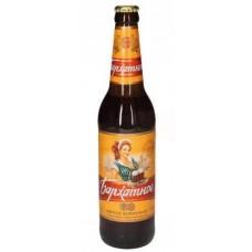 Темное пиво Бархатное мягкое фирменное 4,6%