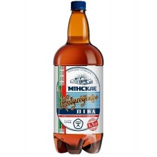 Pivo Žigulevskoe Minskoe 2l
