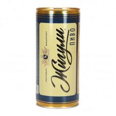 Pivo Žiguli Barnoe 1L plech