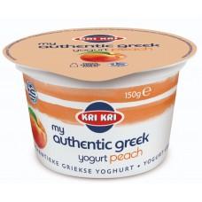 Řecký jogurt - Kri kri meruňkový 150g