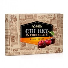 Roshen Cherry s brandy 155g