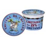 Smetana сметана 21 %