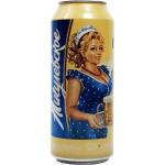 Pivo Žigulevskoe, 1L plech